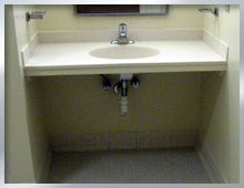 Accessible fittings