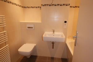 Example bathroom renovation